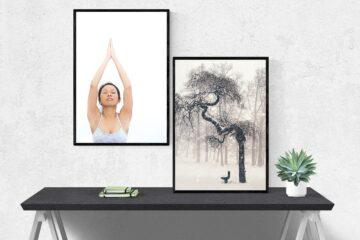 decoration arbre de vie
