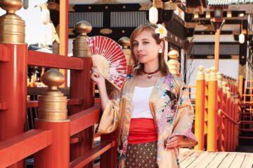 Manifester son amour pour la culture japonaise